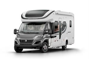 Lowdhams Leisureworld Swift Kon-Tiki Sport Grand Prix 596 motorhome