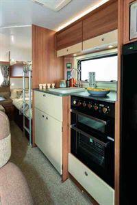 Deep, wide kitchen drawers