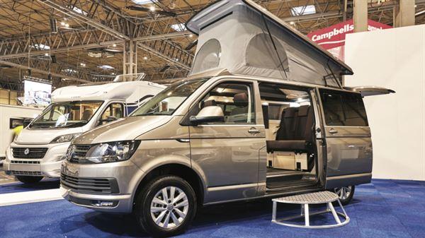 fd5f84e0ca0667 Lunar unveils new VW Caledonia conversion - Motorhome News ...