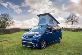 Lunar Lerina Toyota-based campervan