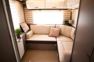 The rear lounge is a favourite with UK buyers