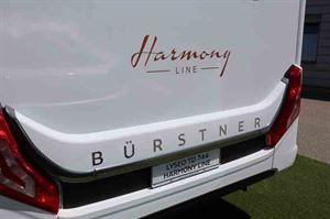 The distinctive graphics adorn the Harmony Line models