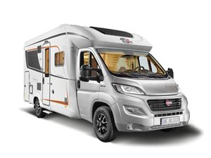 The Bürstner Lyseo Time Limited T 727 G motorhome