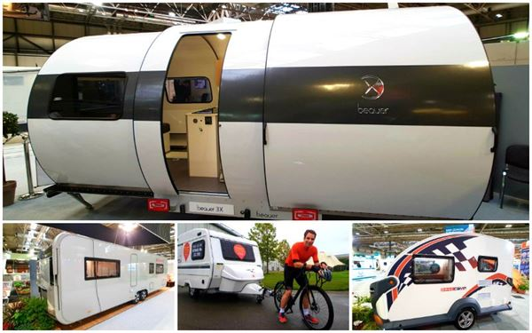 What's new from the 2019 Motorhome and Caravan Show?
