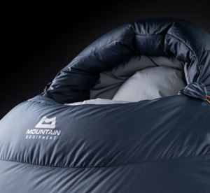 Earthrise sleeping bag