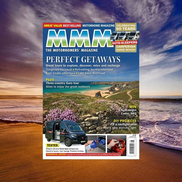 The August 2021 issue of MMM is available to download from today!
