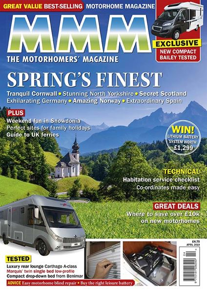 MMM April front cover