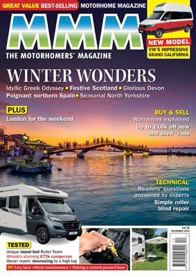 MMM December 2019 issue front cover