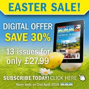 MMM Easter Sale
