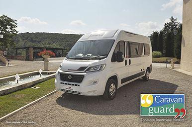 Win a Year's Free Campervan or Motorhome Insurance with Caravan
