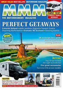MMM is Britain's best-selling motorhome magazine