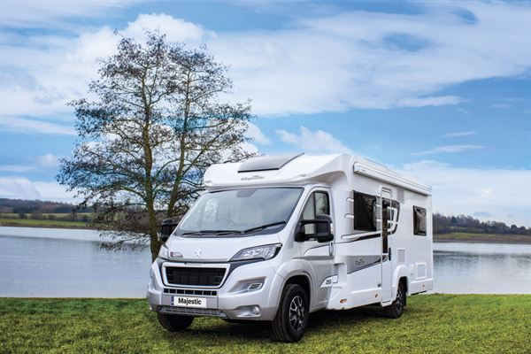 Marquis Majestic 250 motorhome