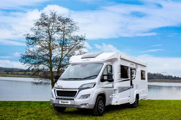 The Marquis Majestic 250 motorhome