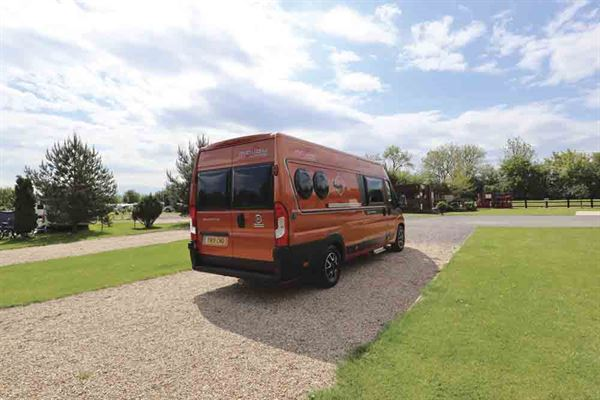 The Malibu Charming T 640 LE campervan © Warners Group Publications, 2019