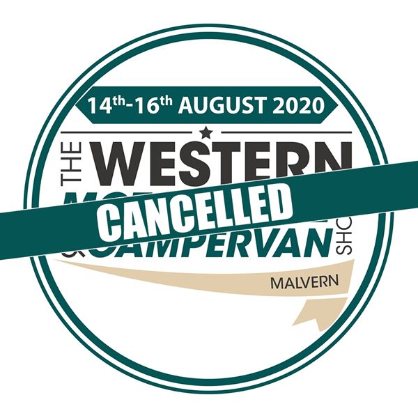 The Western Motorhome & Campervan Show - Cancelled