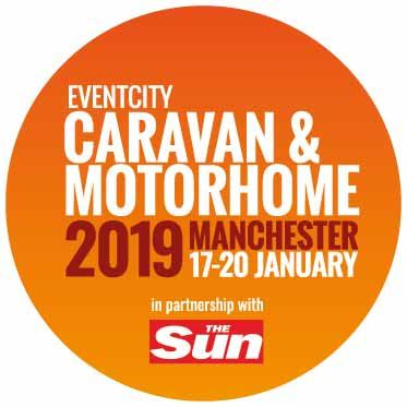 The Manchester motorhome and caravan show returns in January to EventCity