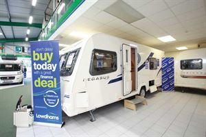 PCP: Buying a caravan on finance