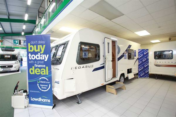 PCP: Buying a caravan on finance