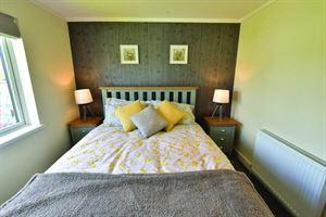Oakwood Maple holiday home bedroom