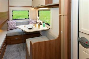 The rear living space