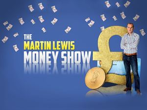The Martin Lewis Money Show - The South West Motorhome Show