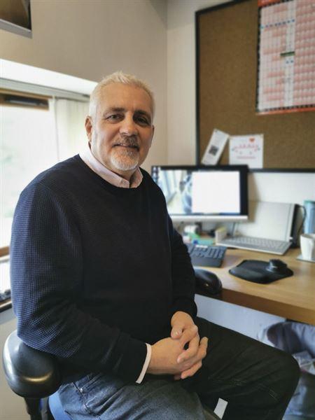 Martin Storey, Groupe Pilote UK agent