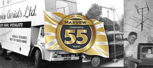 Maxview celebrates 55th anniversary in 2019