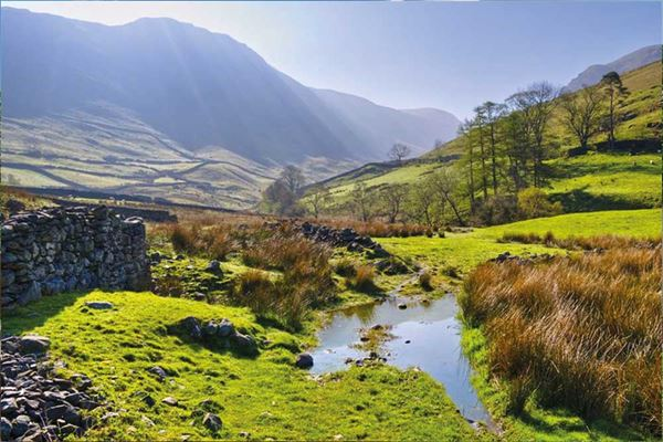 Meadow View is close to magnificent Lake District scenery