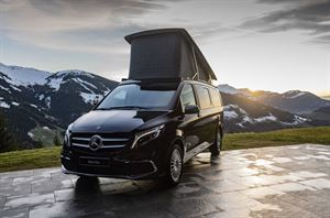 Mercedes-Benz has introduced its Mercedes Benz Advanced Control interface on its Marco Polo campervans