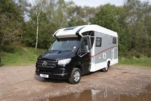 Some motorhomes based on the rear-wheel drive Mercedes Sprinter, certified as light-duty, would be affected by the VED increase, but one certified as heavy-duty would not