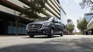 The Mercedes Vito