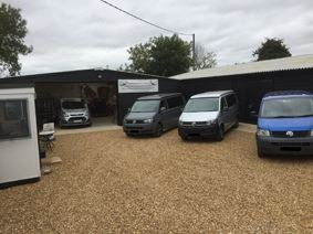 Middlesex campervan converter moves to Bedfordshire