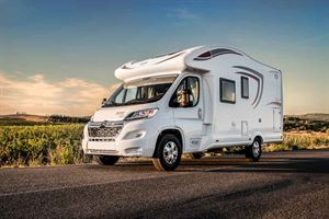 A range of PLA motorhomes will come to the UK but the British models will be built on Peugeot not Citroen and will be called Ruffina not Mister!