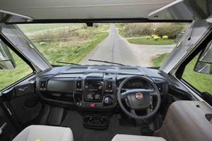 A panoramic view from the driving seat © Warners Group Publications, 2019