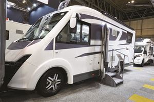A-class Motorhome under £90,000: Mobilvetta Tekno Line K Yacht 79 from Marquis Motorhomes