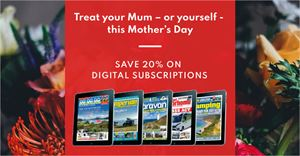 Treat mum to a great-value subscription this Mother's Day