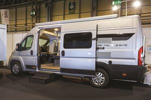 Van Conversion £55,000 to £65,000: Leisure Treka EB from Moto Trek