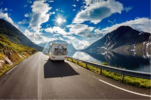DFDS offers discounted sailings for motorhome owners