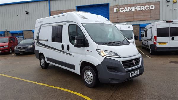 This Weinsberg CaraBus is our Motorhome of the Month for May - picture courtesy of Camperco