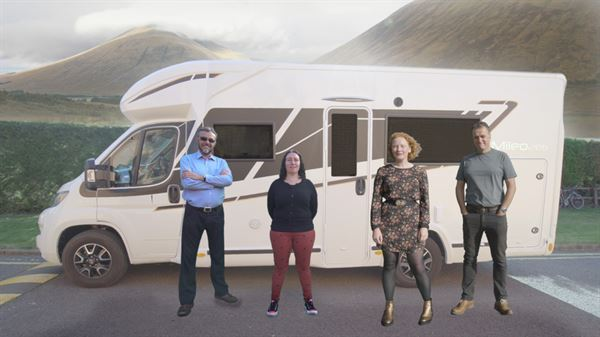 Don't miss brand-new Motorhome TV, airing every week on Sky!