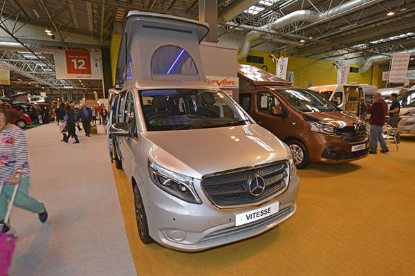 Awesome NEC Motorhome Amp Caravan Show 2014  Autohaus