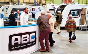 Visit the Motorhome and Caravan Show