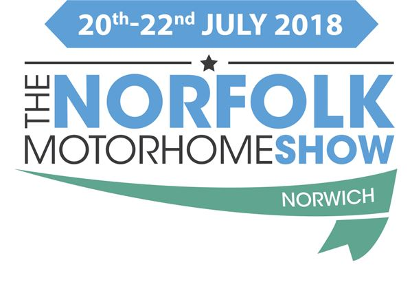 The Norfolk Motorhome Show 2018