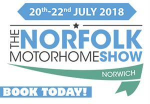 The Norfolk Motorhome Show 2018