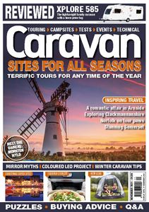 You can read the November issue of Caravan magazine today