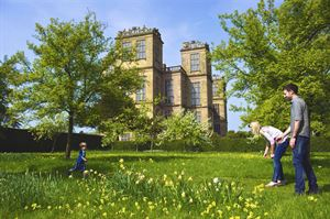 Hardwick Hall, Derbyshire