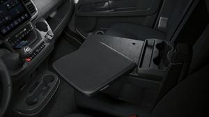 Inside the new Fiat Ducato