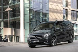 Mercedes-Benz has revealed details of its new Vito