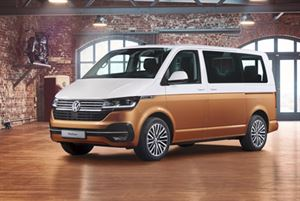Initial pictures of VW's T6.1
