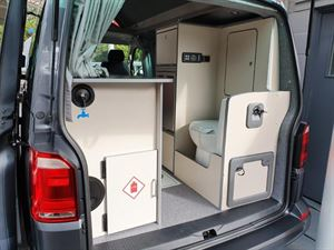 The Nexa campervan from Bilbo's